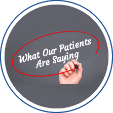 What Patients Say