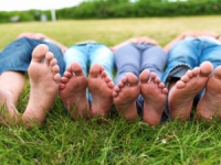What Should I Do About My Child's Smelly Feet?